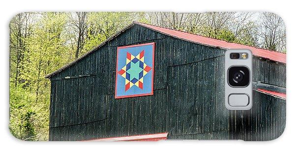 Kentucky Barn Quilt - 2 Galaxy Case