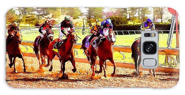 Kentucky Derby Galaxy Case by Kai Saarto