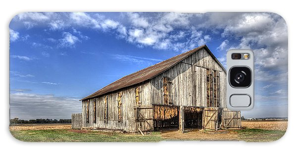 Kentucky Tobacco Barn Galaxy Case by Wendell Thompson
