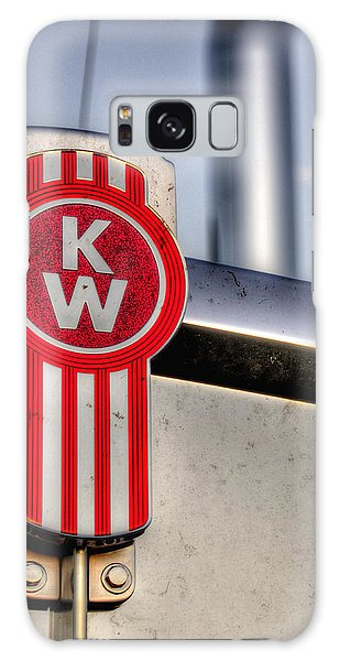 Kenworth Hood Logo 34709 Galaxy Case