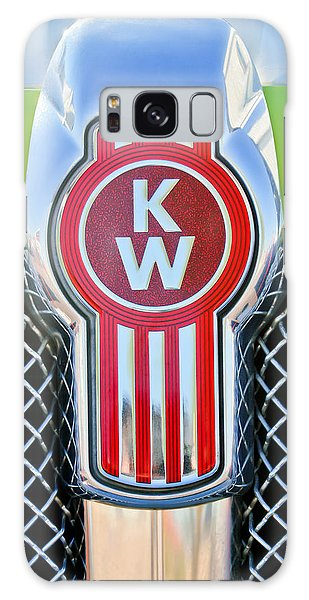 Kenworth Truck Emblem -1196c Galaxy Case