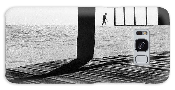Woods Galaxy Case - Kept On Walking by Paulo Abrantes