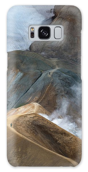 Iceland Galaxy S8 Case - Kerlingarfja?ll by Ira Aschermair