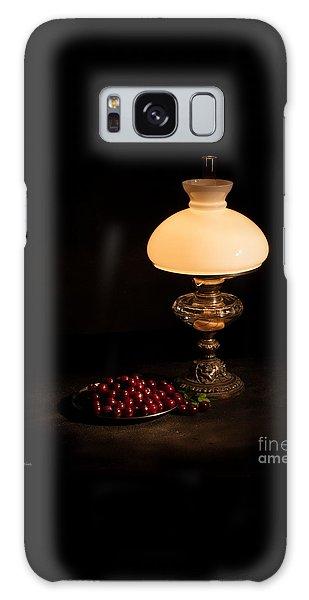 Kerosene Lamp Galaxy Case