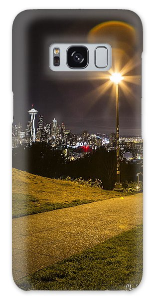 Kerry Park Seattle Galaxy Case
