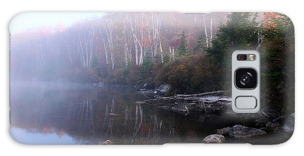 Kettle Pond Vt Galaxy Case by Butch Lombardi