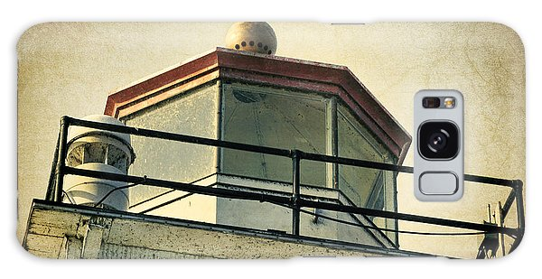 Catwalk Galaxy S8 Case - Kewaunee Lantern Room by Joan Carroll