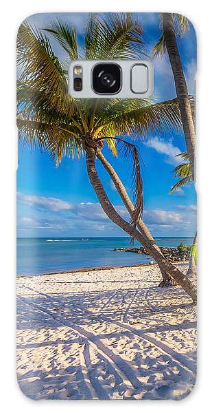 Key West Florida Galaxy Case