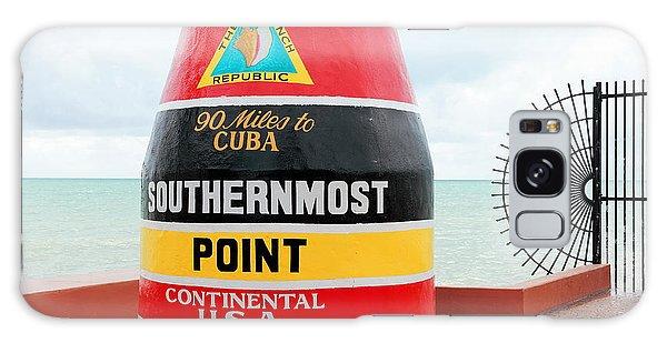 Key West Futhermost South Buoy Galaxy Case