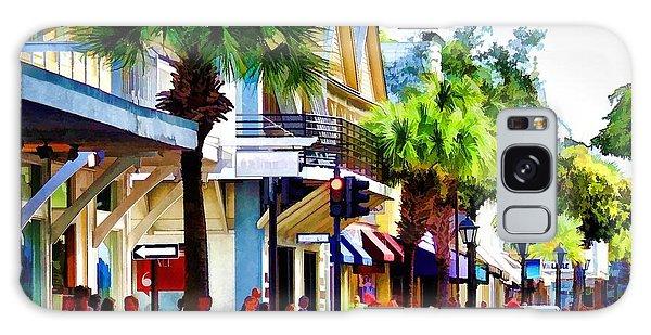 Key West Life Galaxy Case by Pamela Blizzard