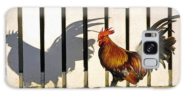 Key West Rooster Galaxy Case