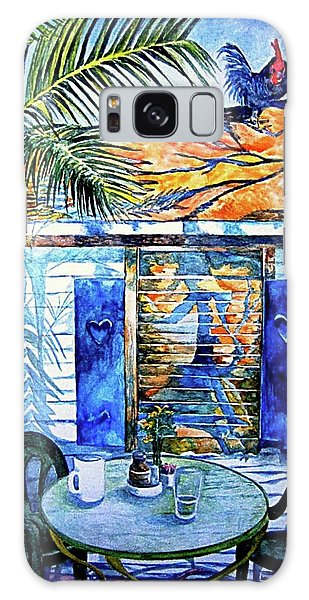 Key West Still Life Galaxy Case