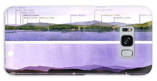 Kezar Lake View Galaxy Case