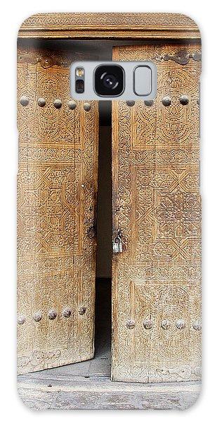 Khiva Door No.1 Galaxy Case