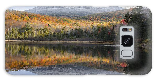 Kiah Pond - Sandwich New Hampshire Usa Galaxy Case