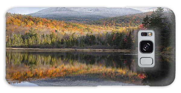 Kiah Pond - Sandwich New Hampshire Galaxy Case