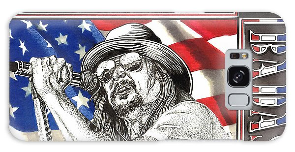 Kid Rock American Badass Galaxy Case
