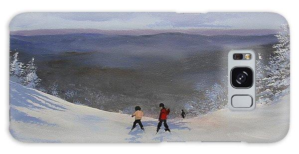 Kidski Galaxy Case by Ken Ahlering