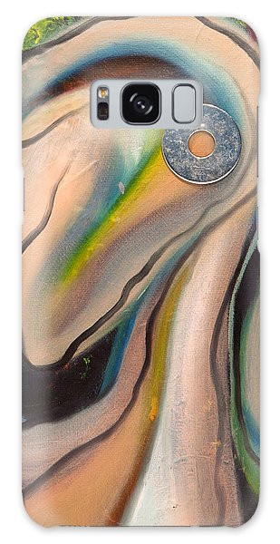 Kikeriki Galaxy Case by Sheridan Furrer