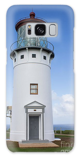 Kilauea Lighthouse Galaxy Case by Suzanne Luft