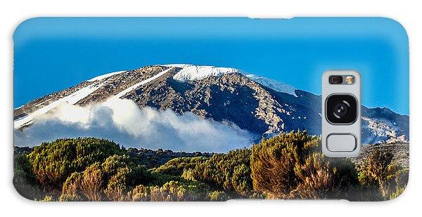 Kilimanjaro Galaxy Case