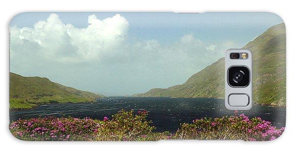 Killary Fjord Galaxy Case by Butch Lombardi