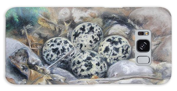 Killdeer Nest Galaxy Case