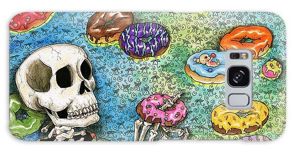 killer Donuts Galaxy Case