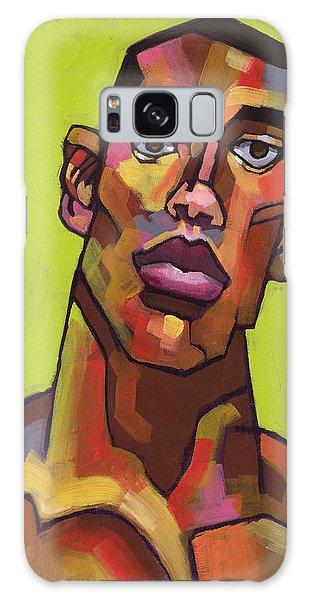 Portraits Galaxy S8 Case - Killer Joe by Douglas Simonson