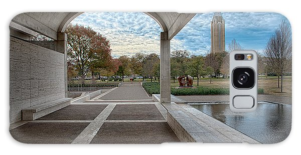Kimbell Art Museum Fort Worth Galaxy Case