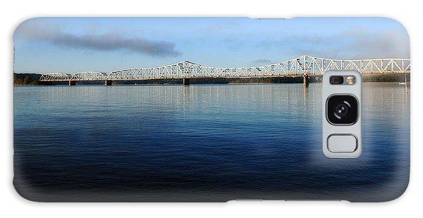 Kimberling City Bridge Galaxy Case