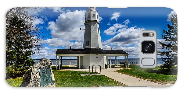 Kimberly Point Lighthouse Galaxy Case