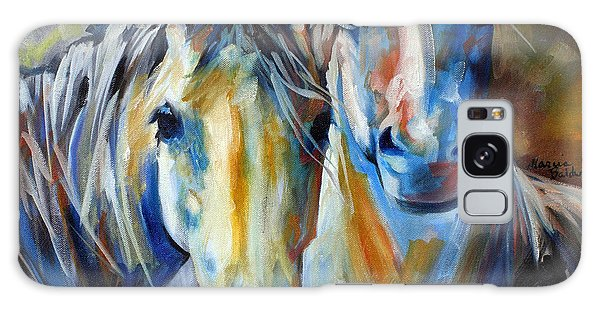 Kindred Souls Equine Galaxy Case by Marcia Baldwin