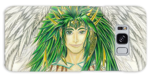 King Crai'riain Portrait Galaxy Case