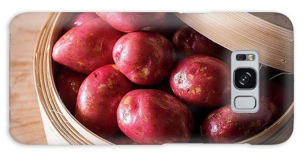 King Edward Potatoes Galaxy Case