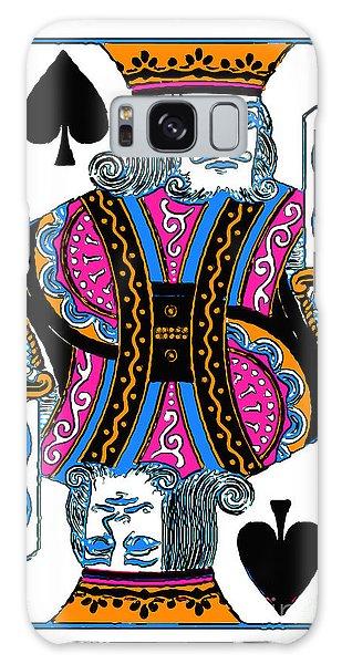 King Of Spades - V3 Galaxy Case