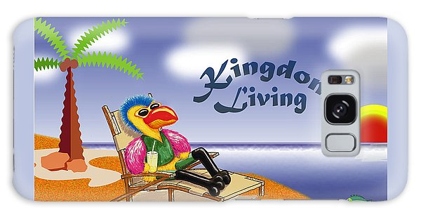 Kingdom Living Galaxy Case by Jerry Ruffin