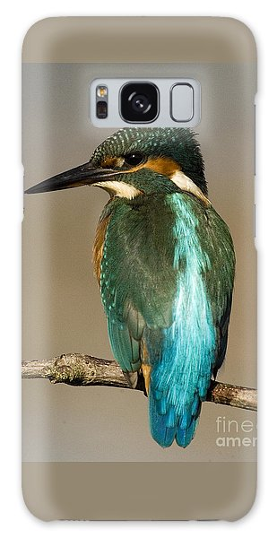 Kingfisher3 Galaxy Case