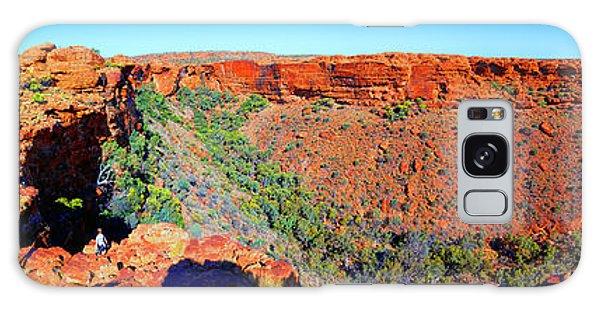 Kings Canyon Galaxy Case - Kings Canyon Central Australia by Bill  Robinson