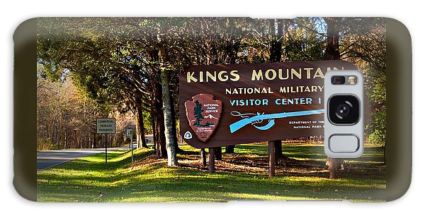 Kings Mountain National Military Park Galaxy Case
