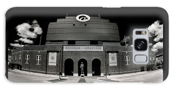 Kinnick Stadium Galaxy Case