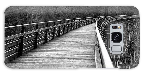 Kinsol Trestle Boardwalk  Galaxy Case