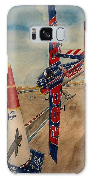 Pylon Galaxy Case - Kirby Chambliss Flying The Chicane by Sonja Englert
