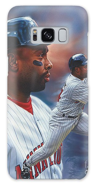 Kirby Puckett Minnesota Twins Galaxy Case