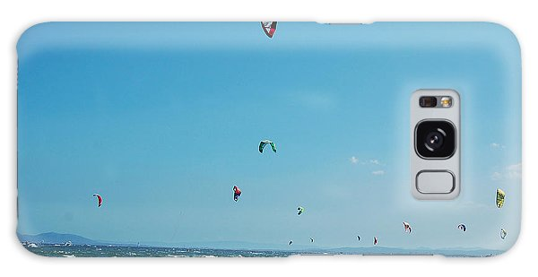 Kitesurf Lovers Galaxy Case