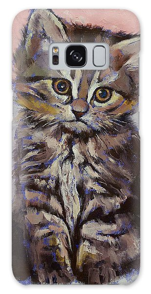 Collectibles Galaxy Case - Kitten by Michael Creese