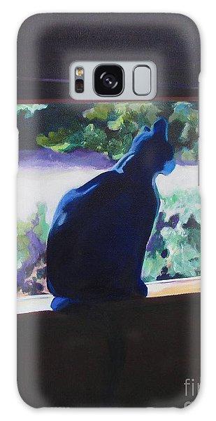 Kittycat Galaxy Case