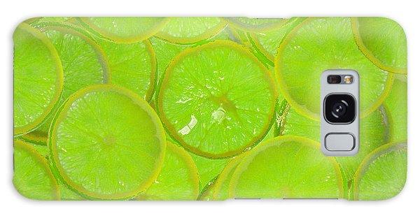 Kiwi Lemon Orange Galaxy Case