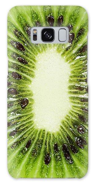 Kiwi Slice Galaxy Case