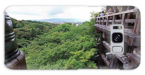 Kansai Galaxy Case - Kiyomizudera Temple Is One Of Kyoto's by Paul Dymond